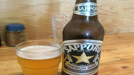Sapporo Beer Review - Mixcat Japanese Beer Review