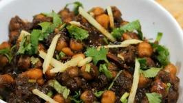 How To Make Chana Masala