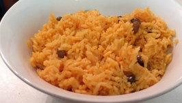 Rice and Pigeon Peas Arroz Con Gandules