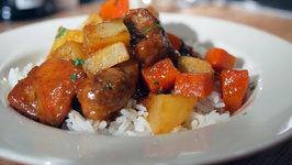 Herbed Pork Roast with Vegetables