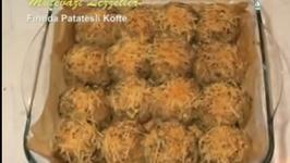 Turkish Fırında Patatesli Kofte