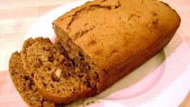 Brown Sugar and Prune Nut Cake