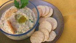 Creamy Artichoke and White Bean Dip