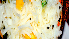 Coconut Rice Thengai Sadam Kobbari Annam