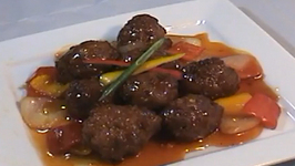 Chinese Sweet And Sour Pork Balls