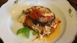 Eggplant Parmesan - Melanzane alla Parmigiana