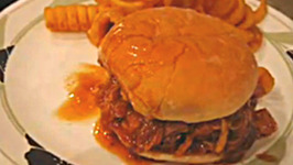 Bar-b-que Pulled Pork Sandwiches in the Crock Pot