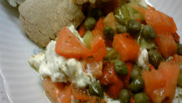 Oven Baked Feta Cheese