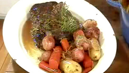 MomS Pot Roast With Red Wine