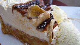 Homemade Banoffee Pie