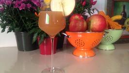 Apple Cider Cocktail (Appletini)