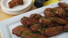 Peanuts and Beer Chicken Wings