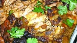 Festive Slow Cooker Pork Shoulder Roast  Pulled Pork In Orange Juice