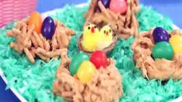 Easter Nests (Haystacks)- Happy Easter