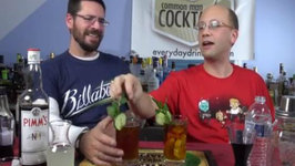 The PIMMS Cup, A Fruity Series of Recipes
