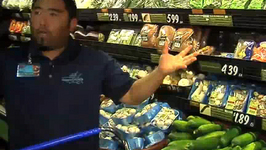 Shopping At Times Supermarket