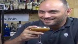 The Autumn Orange Cocktail