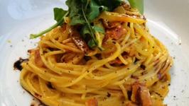Curry Carbonara