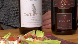 How To Pair Wine With King Cole Smoked Duck And Cheese