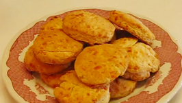 Buttery Cheddar Cheese Biscuits