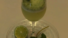 Betty's Frozen Mojito