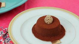 How to Make Chocolate Custard with Raspberry Dark Chocolate Center - Masterchef