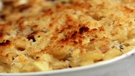 Pasta and Three Cheese