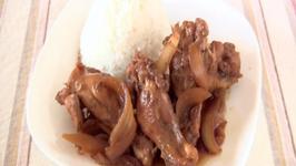 Chicken Adobo (Traditional Filipino Dish)