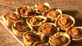 Holiday Series  3 Sweet Potato Tartlets