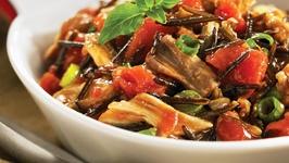 Wild Rice and Pork Stew