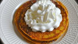 IHOP Pumpkin Spice Pancake