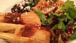 How to Throw a Hot Tamale Party and Make Tamales from Scratch at Home