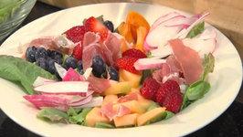 Prosciutto Loves Fruit!