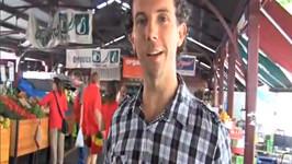 Is Organic Food Important? Melbourne Queen Victoria Market