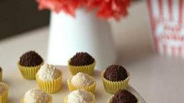 How to Make Brigadeiro- Almond and Chocolate