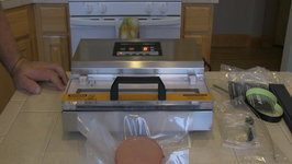 VacMaster Pro 305 Unboxing and Demo - Commercial Grade Vacuum Sealer for the Home