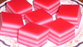 Kueh Lapis - Layered Dessert Snack