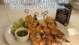 The Posh Pescatarian Whiskey Grilled Shrimp