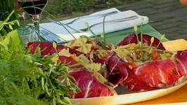 Farfalle and Ham Salad
