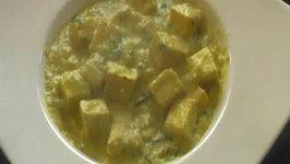 Tofu Korma Indian Vegetarian