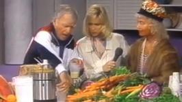 Jay Kordich on KSTP TV Minneapolis in 1989