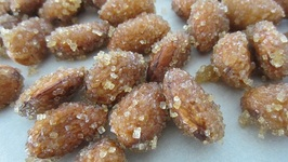 Honey Crystal Almonds