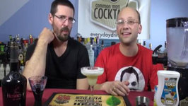 Henny Colada, Blended Cocktail How-To