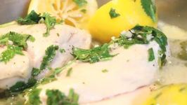 Lemon and Cilantro Chicken Breasts
