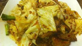 Pork Belly Cabbage