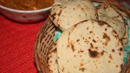 Layered Pudina Roti
