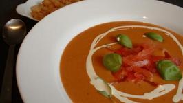 Cream Of Tomato Soup Using Milk