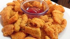 Flounder Nuggets