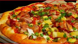 Z Pizza - Part 1 (Hawaiian Pizza with Kalua Pork )