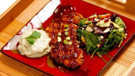 Cathlyn's Korean Kitchen Featuring TonKatsu (Pork Cutlets)